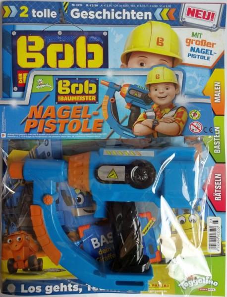 Bob der Baumeister Magazin 03/16