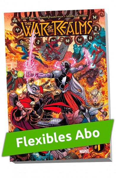 Flexibles Abo - War of the Realms Heft