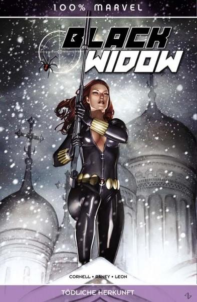100% Marvel 49: Black Widow - Tödliche Herkunft