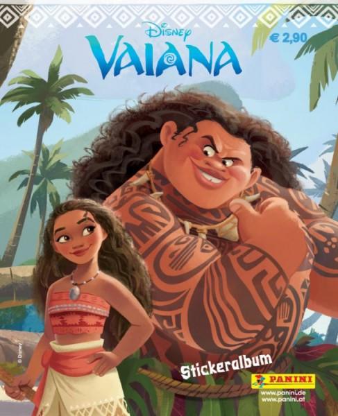 Disney - Vaiana - Stickerkollektion - Album