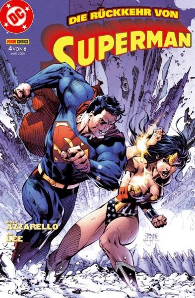 Die Rückkehr von Superman 4