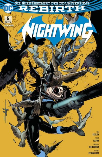 Nightwing 5: Raptors Rache