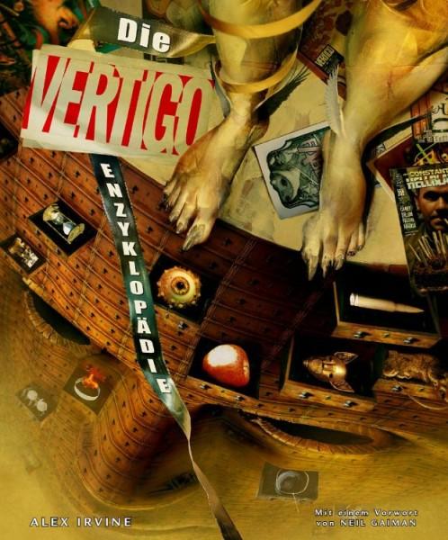 Die Vertigo Enzyklopädie