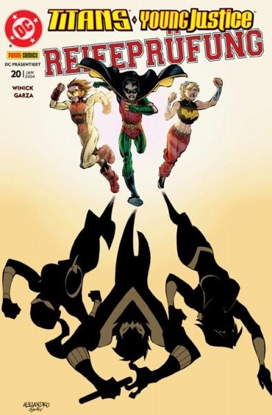 DC präsentiert 20: Titans/Young Justice - Reifeprüfung