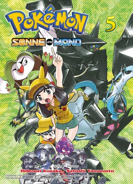 Pokémon - Sonne und Mond 5