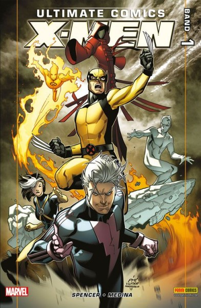 Ultimate Comics: X-Men 1 Variant