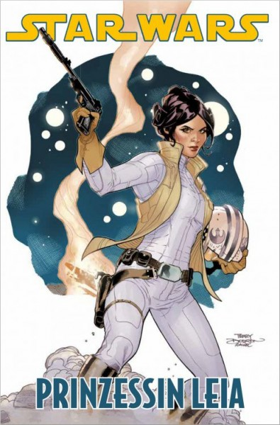Star Wars Sonderband 88: Prinzessin Leia Cover