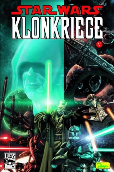 Star Wars Sonderband 23: Klonkriege V - Auf Messers Schneide