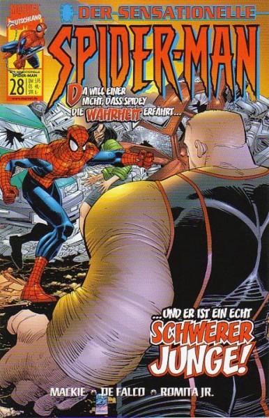 Der sensationelle Spider-Man 28