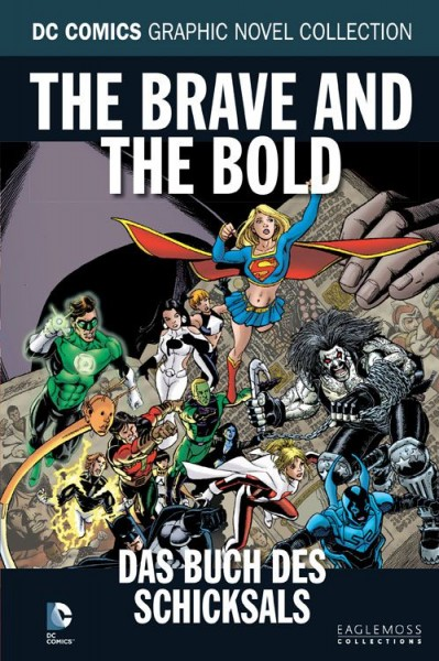 Eaglemoss DC-Collection 16: The Brave and the Bold: Das Buch des Schicksals