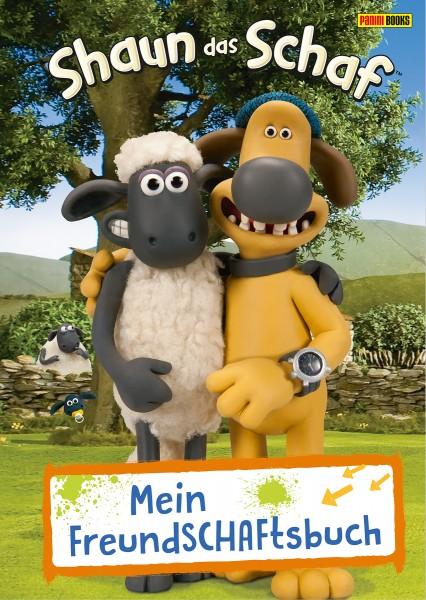 Shaun das Schaf - Mein FreundSCHAFtsbuch