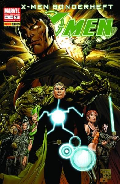 X-Men Sonderheft 21