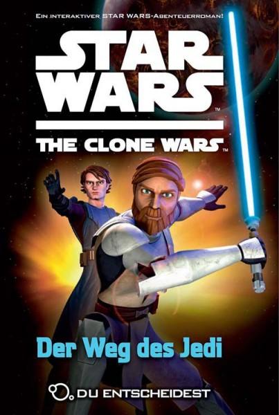 Star Wars: The Clone Wars - Du entscheidest 1: Der Weg des Jedi