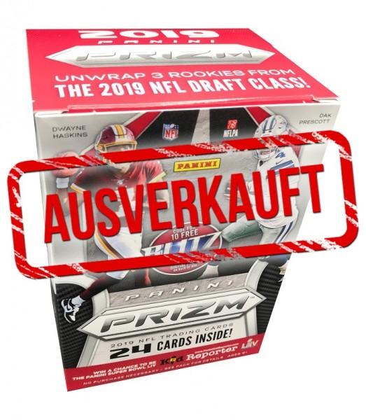 NFL PRIZM 2019 - Trading Cards - Blasterbox - ausverkauft