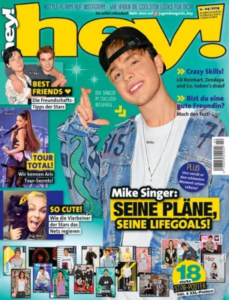 hey! Magazin 04/19