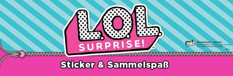 L.O.L Kids - Alles über die süßen Dolls von L.O.L.