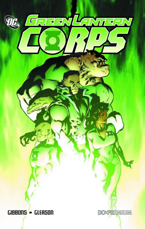 DC Premium 51: Green Lantern Corps -...