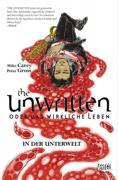 The Unwritten 7: In der Unterwelt