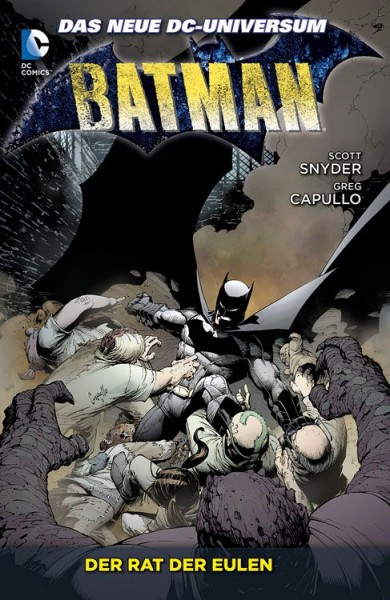Batman 1 - Der Rat der Eulen