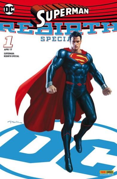 Superman: Rebirth - Special Variant