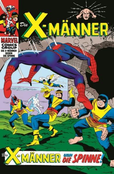 Die X-Männer gegen Die Spinne - Messe-Exklusivtitel