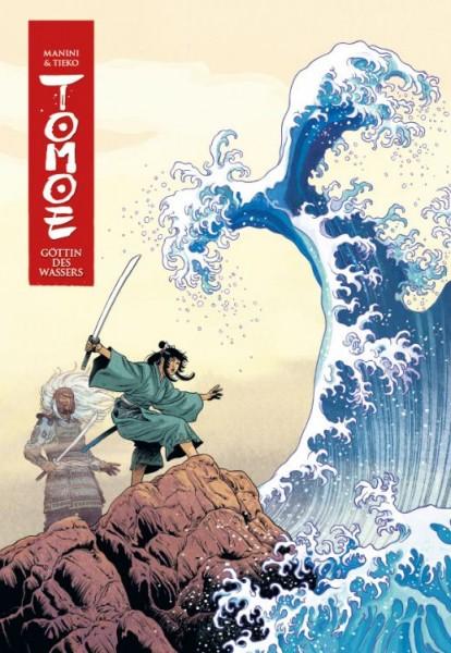 Tomoe: Die Göttin des Wassers 1