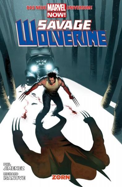 Savage Wolverine 3