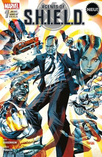 Agents of S.H.I.E.L.D. 1