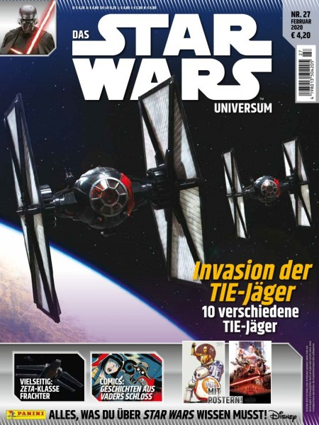 Star Wars Universum 27
