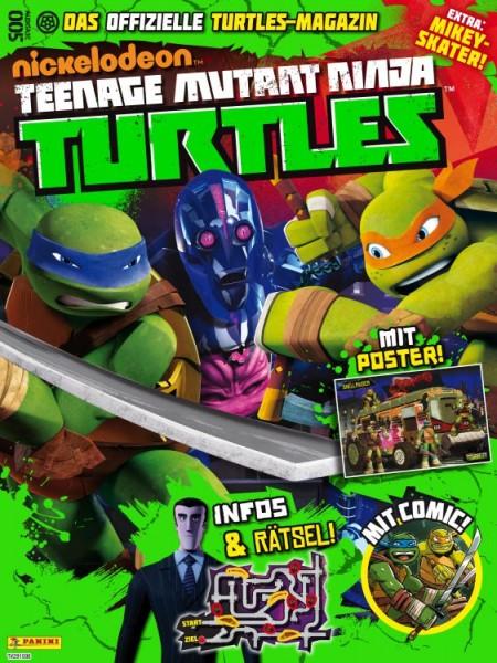 Teenage Mutant Ninja Turtles - Magazin 5