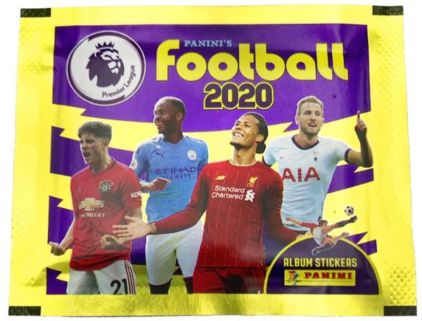 Premier League 2020 Stickerkollektion – Tüte