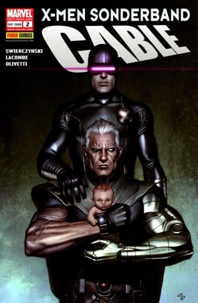 X-Men Sonderband: Cable 2