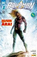 Aquaman: Held von Atlantis 1 - Stille Wasser