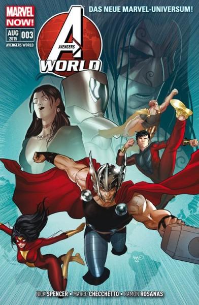 Avengers World 3