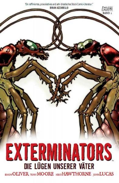 Exterminators 3: Die Lügen unserer Väter