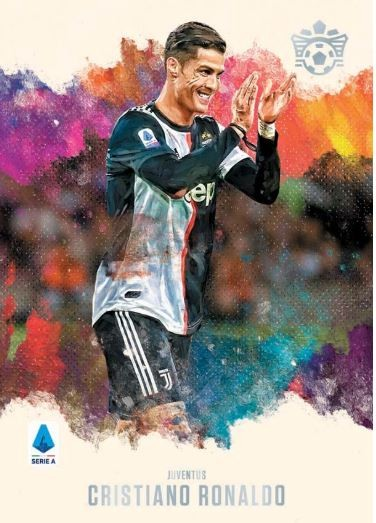 Chronicles Soccer 2019/20 - Trading Cards - Cristiano Ronaldo