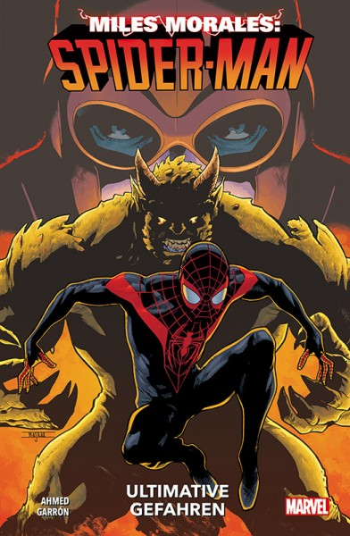 Spider-Man: Miles Morales 2 Cover