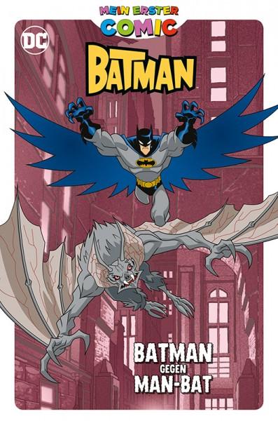 Mein erster Comic - Batman gegen Man-Bat