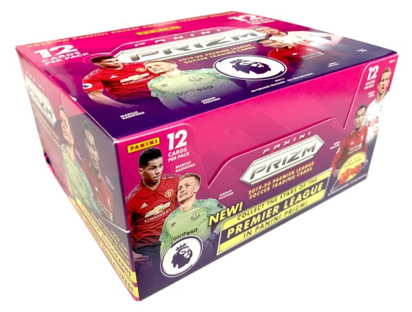 Premier League 2019/2020 PRIZM Trading Cards - Hobbybox