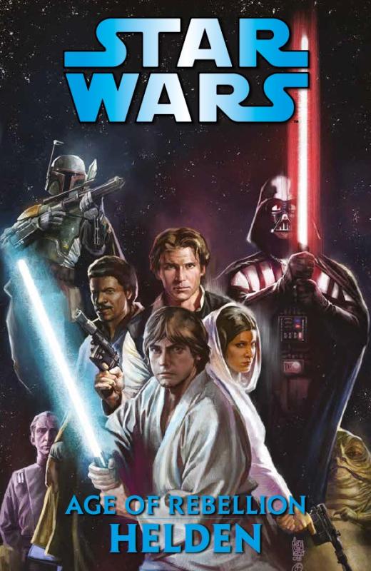 Star Wars: Age of Rebellion - Helden