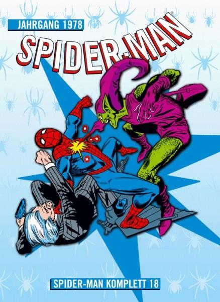 Spider-Man Komplett 18