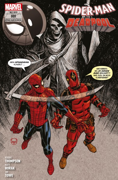 Spider-Man/Deadpool 9: Durch die Vierte Wand