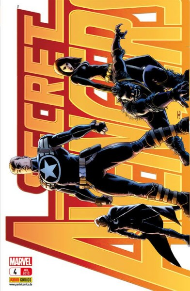 Secret Avengers 4