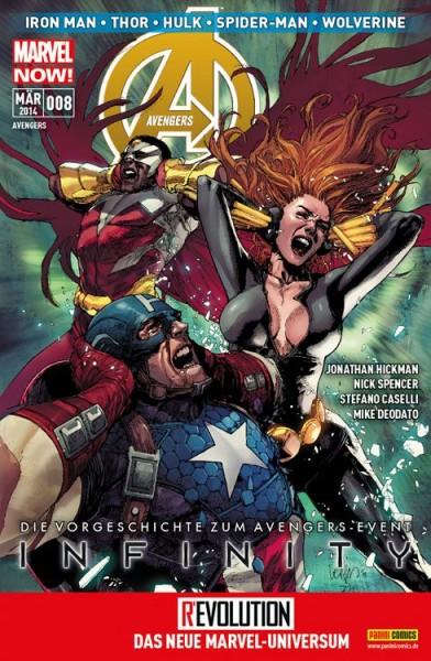 Avengers 8 (2013)