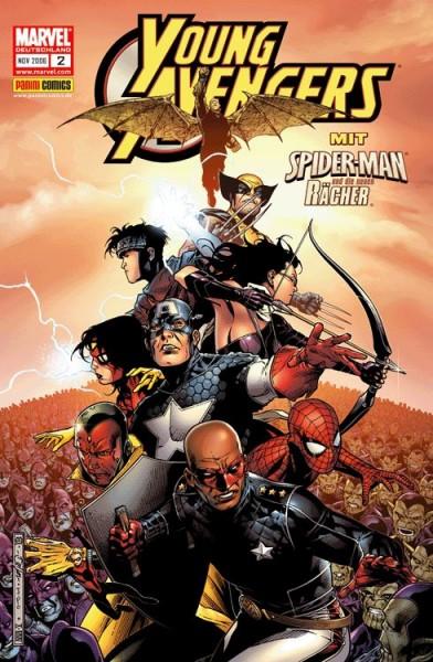Young Avengers Sonderband 2: Geheime Identitäten