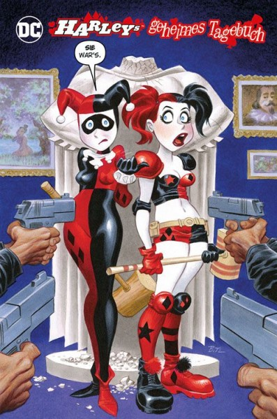 Harley Quinn: Harleys geheimes Tagebuch 1 Variant