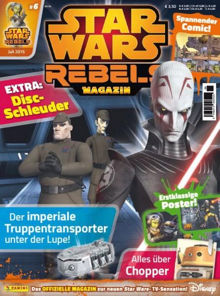 Star Wars: Rebels - Magazin 6