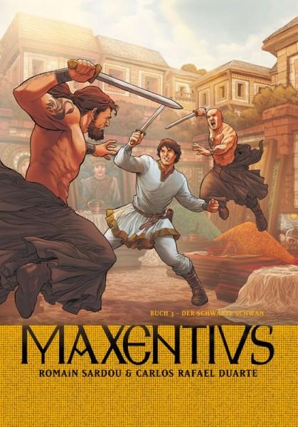 Maxentius 3: Der schwarze Schwan