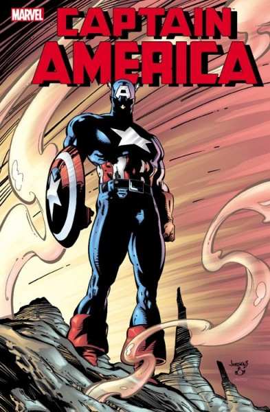 Captain America 1: Neuanfang Variant - Leipziger Buchmesse
