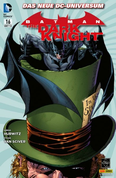 Batman: The Dark Knight 16